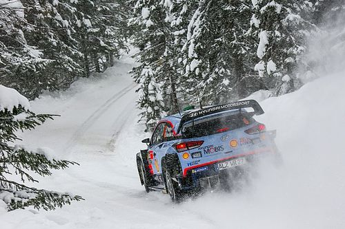 Fotogallery WRC: i momenti più belli del Rally di Svezia 2018