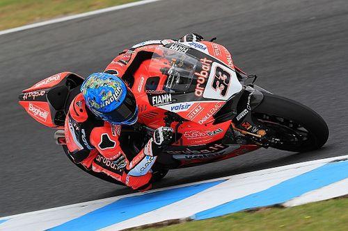 Ducati hat Rückstand: Melandri sieht trotzdem Fortschritte