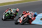 World Superbike Phillip Island WSBK: Melandri beats Rea in flag-to-flag thriller