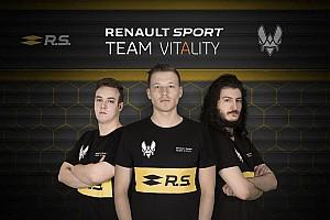 eSports Breaking news Renault jadi tim F1 pertama luncurkan skuat eSports