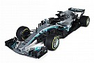 Formula 1 Komparasi mobil F1: Mercedes W08 vs Mercedes W09