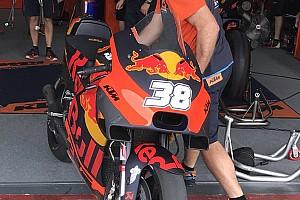 MotoGP Ultime notizie Anche la KTM porta in pista una nuova carena in Thailandia