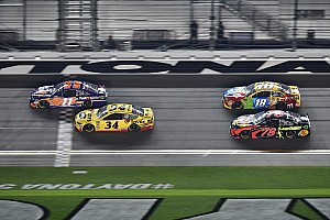 NASCAR Sprint Cup Noticias Denny Hamlin se quedó con las ganas de una nueva victoria en Daytona