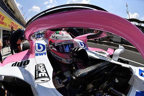 Pérez diz estar a dias de renovar com Force India