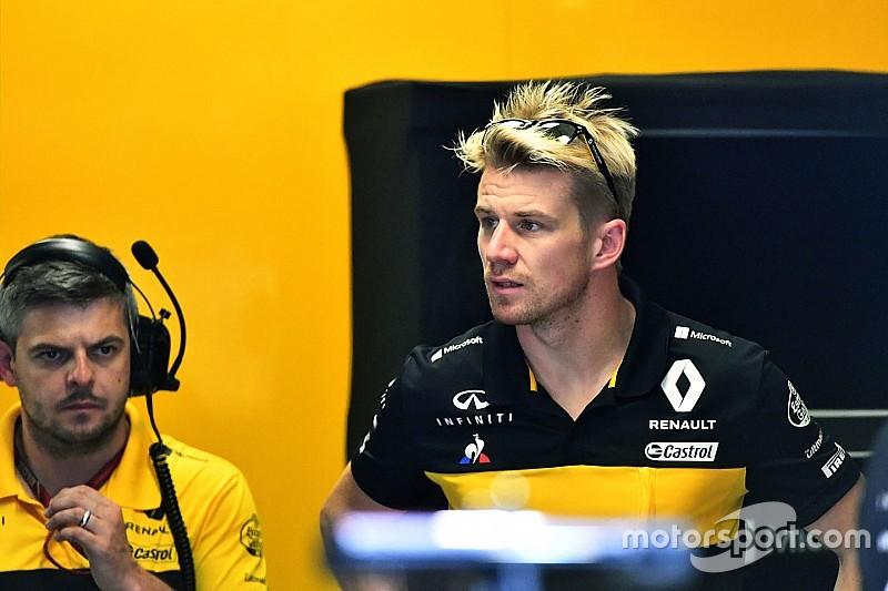 Hülkenberg: Bin nicht umsonst schon so lange in der Formel 1