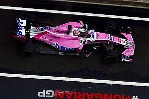Sajtó: Pérez 2019-ben is a Force India versenyzője lesz