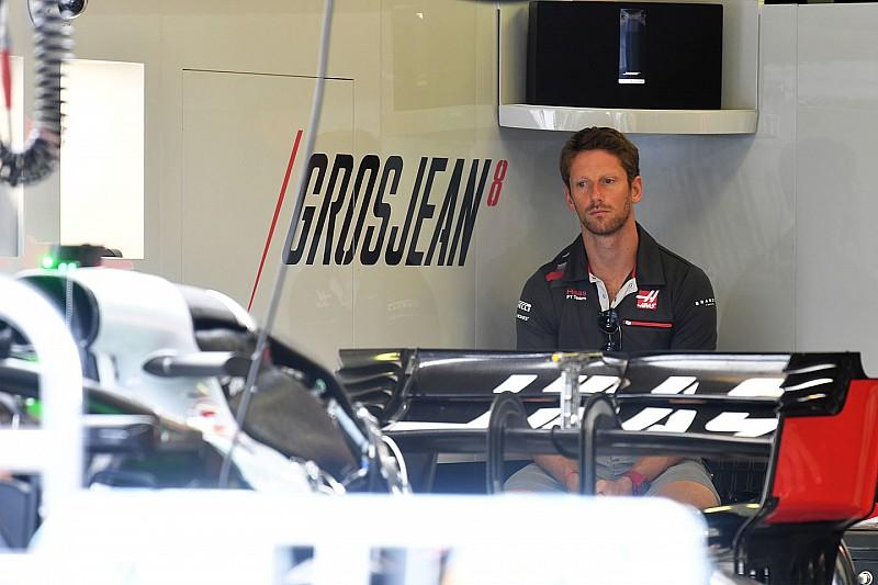 A Haas nem tudja garantálni Grosjean jövőjét a csapatnál