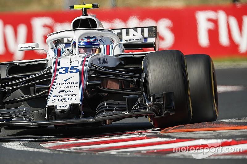 """Sirotkin: """"Williams verwachtte grote, zeer grote verbetering in 2018"""""""