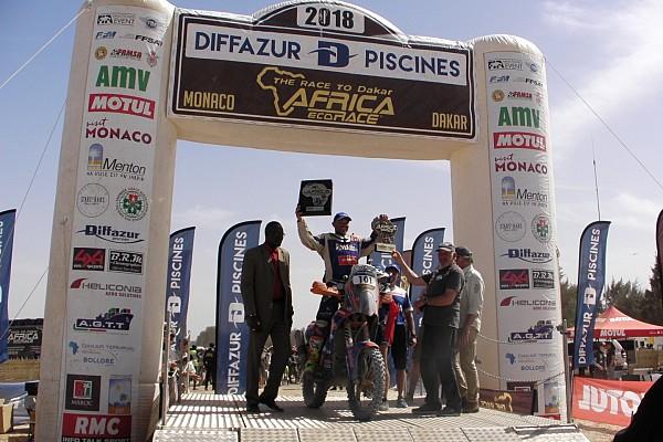 Paolo Ceci conquista Dakar: l'Africa Eco Race 2018 è sua!