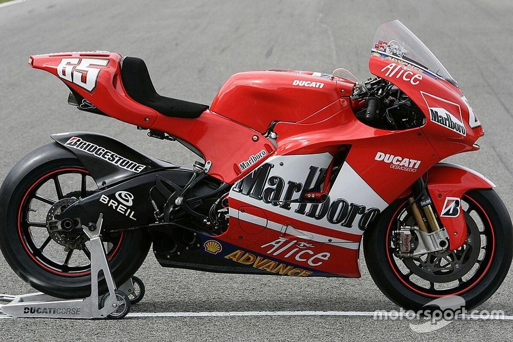 Retro MotoGP: por qué Ducati cambió Michelin por Bridgestone