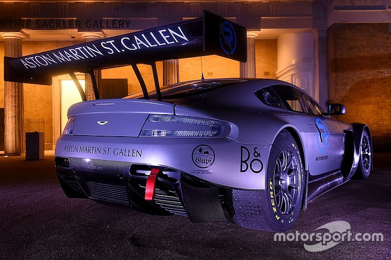 La R-Motorsport al via della Blancpain GT Endurance Series!