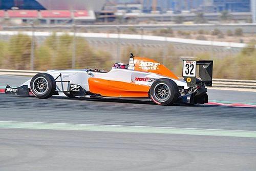 Dubai MRF: Martono scores maiden win in Race 4