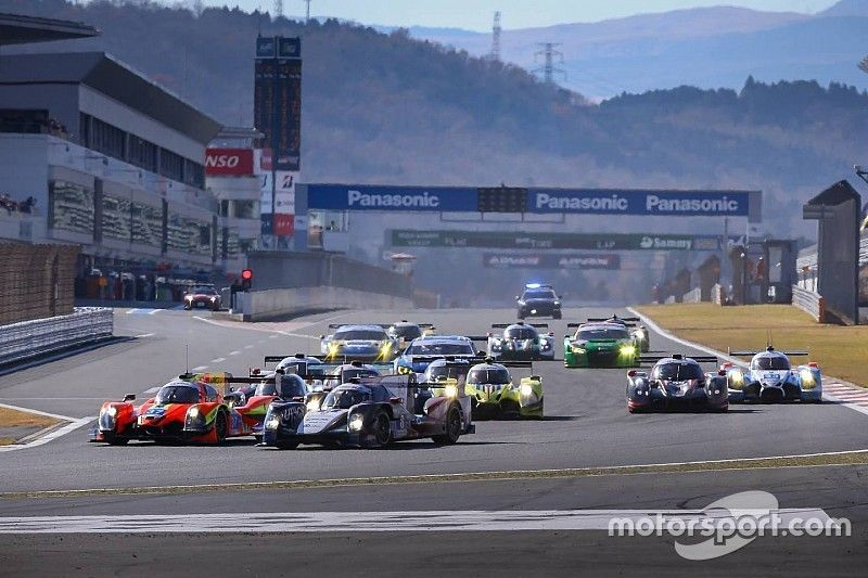Fuji 4 Jam: DC Racing X Jota kuasai LMP2 dan LMP3