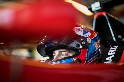 Hughes de retour en GP3 et déjà favori pour le titre
