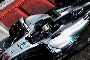 "Mesin F1 2018 Mercedes ""hampir sepenuhnya baru"""