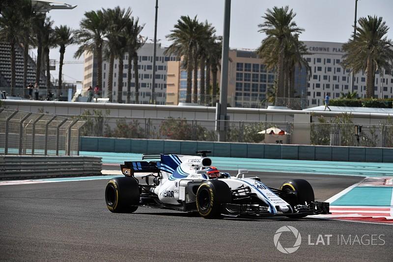Williams refuse de commenter les chronos de Kubica