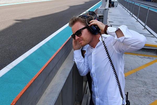 Rosberg: Hayatım hiç bu kadar iyi olmamıştı