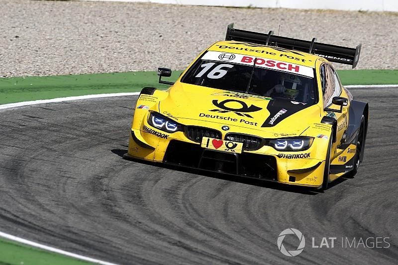 Hockenheim DTM: Glock beats Rast to Race 2 pole