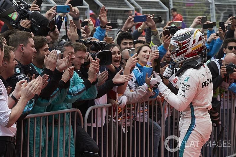 Hamilton: 2018 aracını sürmek 2017 aracını sürmekten daha zor