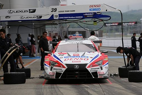 Review Super GT 2018: Denso Sard