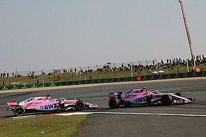 Force India : Mieux vaut sortir un concurrent qu'un coéquipier