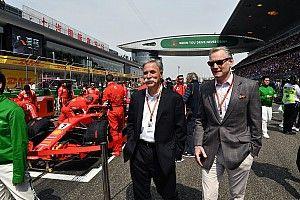 """F1主席""""确定""""中国可以举行第二场大奖赛"""