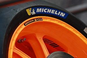 Le pneu avant asymétrique, une bonne pioche selon Michelin
