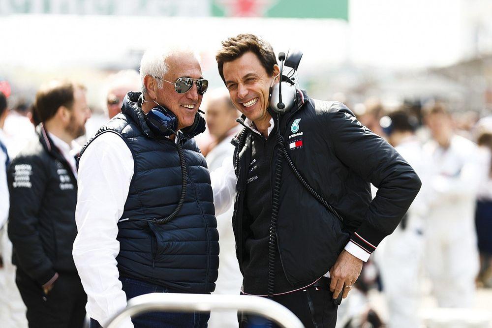 ¿Problemas para Wolff por su participación en Aston Martin?
