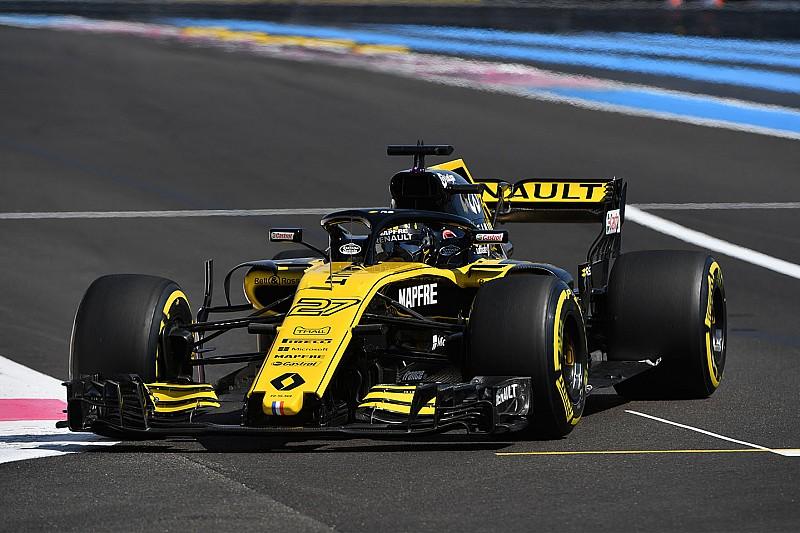 Renault привезла в Австрию новую спецификацию MGU-K, которую ждали еще в начале сезона