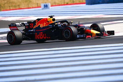 """Ricciardo: """"Het was een heel goede dag voor ons"""""""