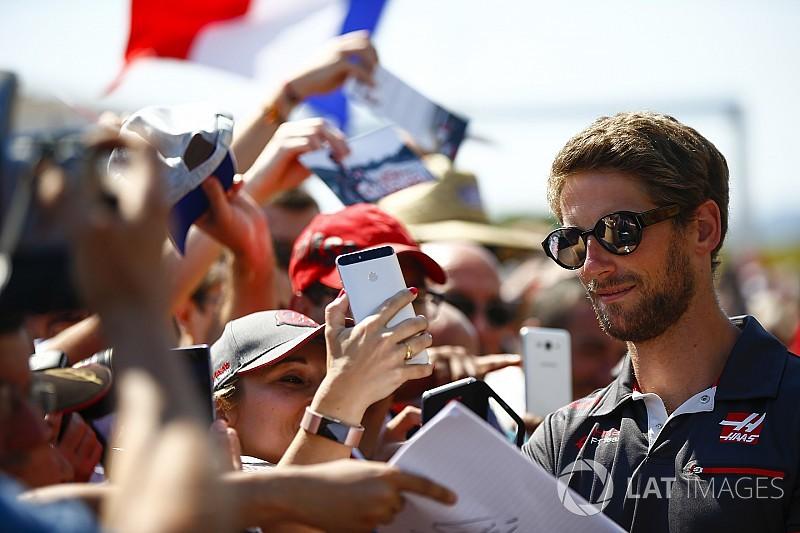 Inside Line F1 Podcast: The Romain Grosjean interview
