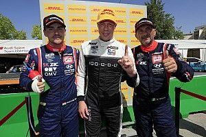 Tarquini: két félversenyzővel is erős volt a Hyundai Vila Realban