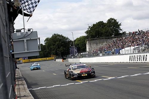 Norisring DTM: Mortara wins as Audi continues to struggle