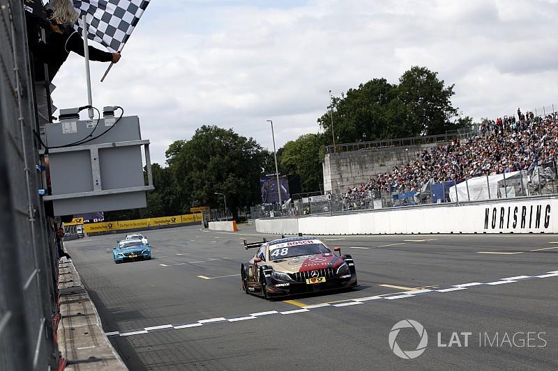 Norisring DTM: Mortara wins as Audi continues to struggle
