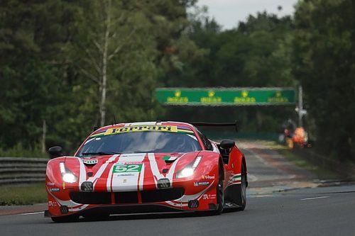 """Derani: Ferrari GTE drive fulfils a """"childhood dream"""""""