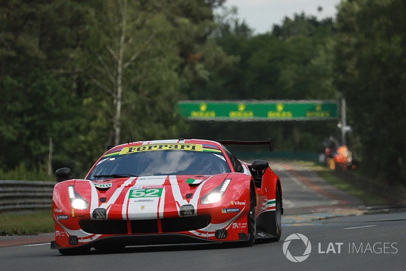 "Derani: Ferrari GTE drive fulfils a ""childhood dream"""