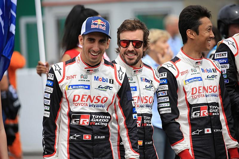 """Alonso: """"Había que aprovechar que todo estaba saliendo bien"""