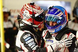 Alonsót lenyűgözte Nakajima pole-köre az LMP1-es Toyotával