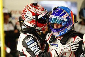 Deuxième pole pour Nakajima, Alonso prêt au défi