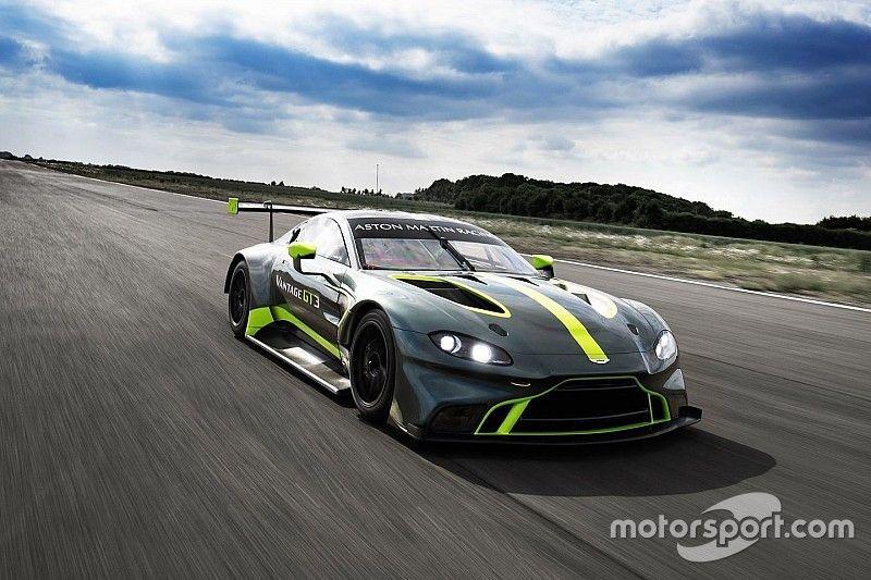 Aston Martin estuda entrar no DTM em 2020