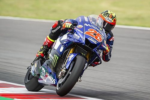 """Vinales: """"Dobbiamo migliorare il grip all'anteriore, ma la Yamaha ha fatto uno step"""""""