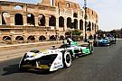 Formula E Formula E perkenalkan layout ePrix Roma