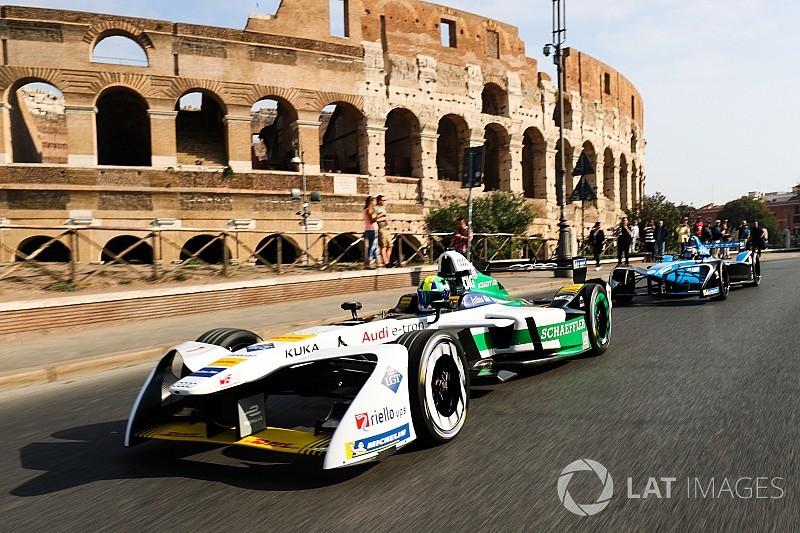 La Fórmula E desvela el circuito para el ePrix de Roma