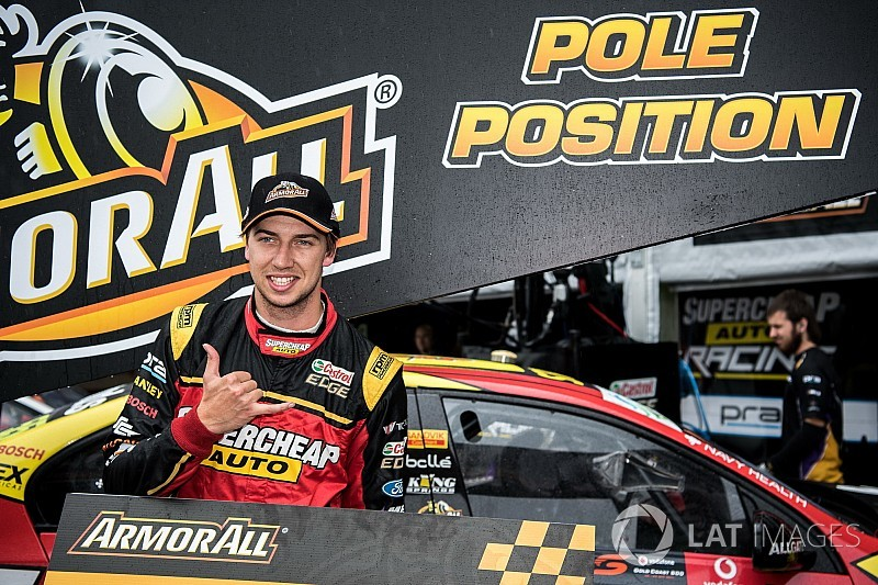 Gold Coast 600: Mostert takes pole for Race 21 in wet qualifying session