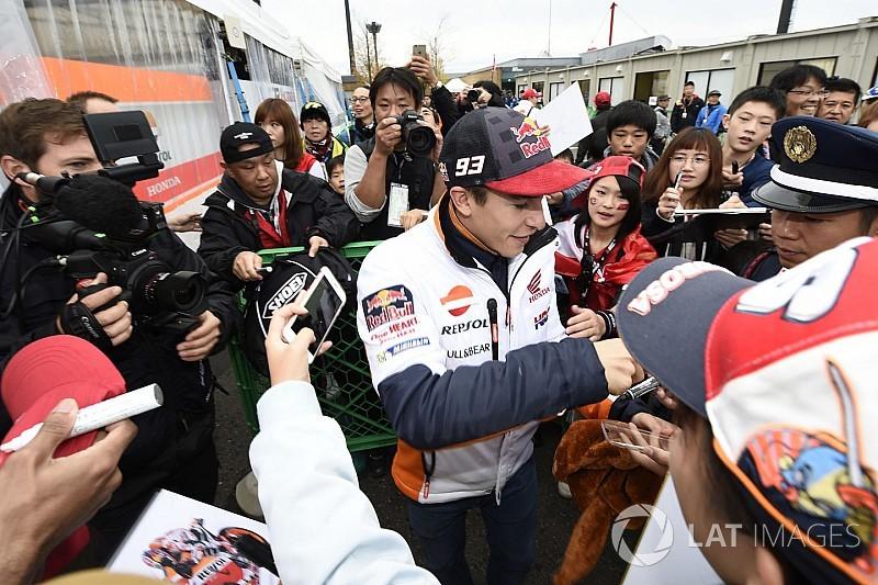 """Marquez: """"Se Dovi vincesse il titolo, sarebbero tutti felici"""""""