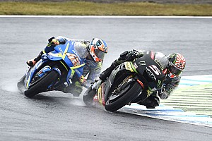 MotoGP Réactions  Zarco :