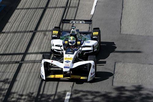 Zurich ePrix: Di Grassi sets practice pace
