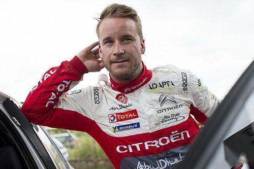 WRC: Mads Ostberg non correrà con Citroen il Rally d'Australia