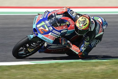 FP2 Moto3 Catalunya: Bezzecchi pimpin KTM 1-2-3