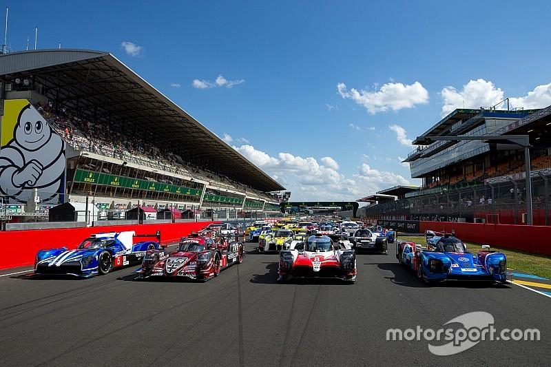 Le Mans mikt op waterstofklasse in 2024